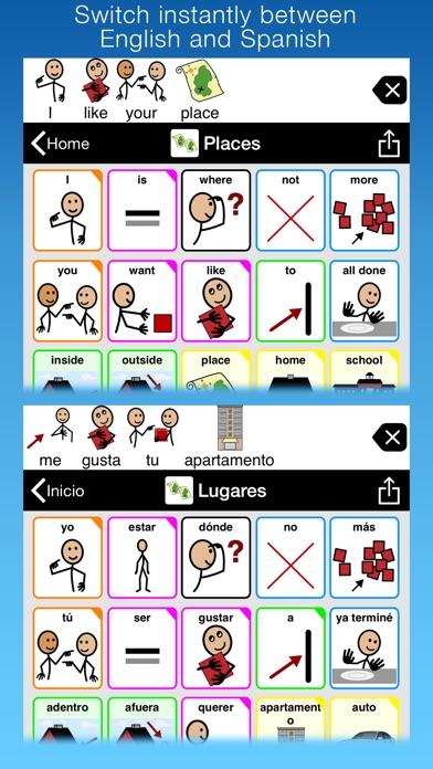 Proloquo2Go iPhone