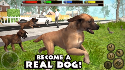 Ultimate Dog Simulator screenshot 1