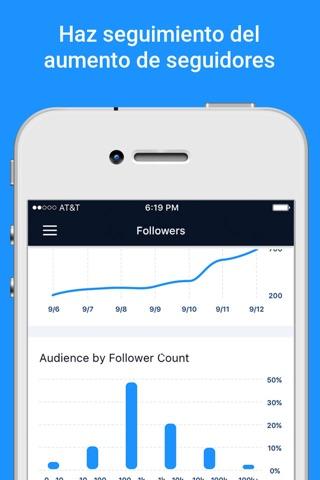 Followers + EA - Analytics for Instagram screenshot 2
