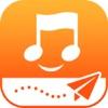 動画x歌詞表示付き音楽アプリ リリンク!