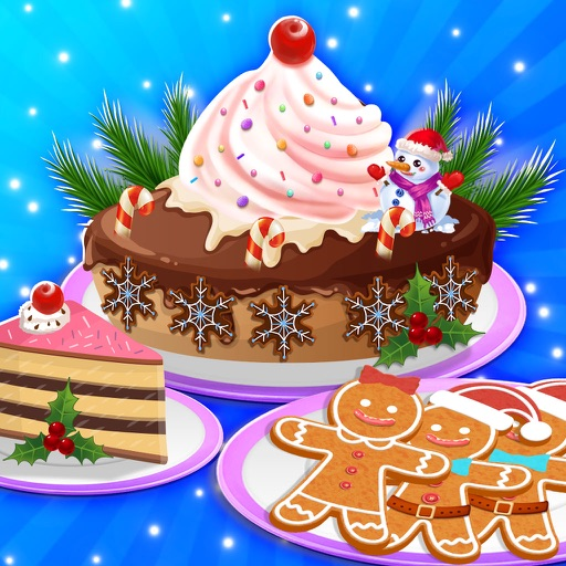 Christmas Yummy Food Party