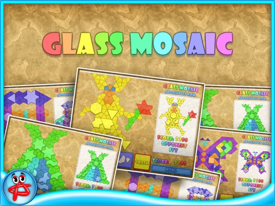 Игра Glass Mosaic: Мозаика