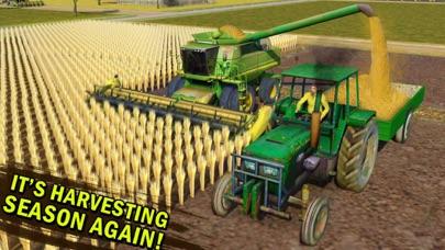 Village Farming Simulator 2018: Tractor Driver screenshot 4