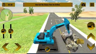 Экскаватор-симулятор - город строитель Скриншоты4