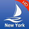 New York GPS Nautical charts pro