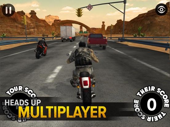 Highway Rider на iPad