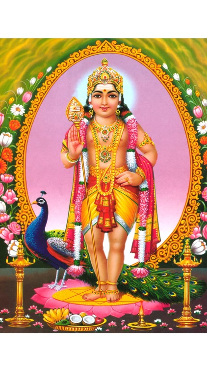 Lord Murugan Wallpaper