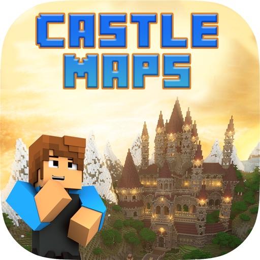 Замок для майнкрафт пе карта