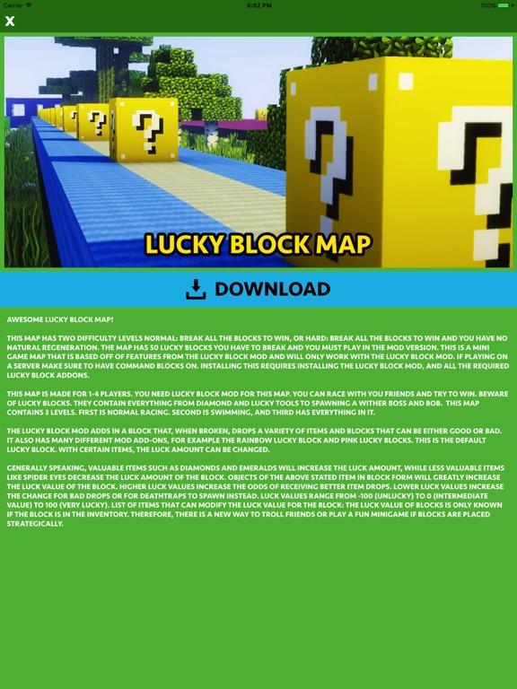 Lucky Block Mod & Addon Guide for Minecraft PC por Hoai