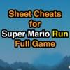 Coin Sheet Cheats for Super Mario Run Full Game