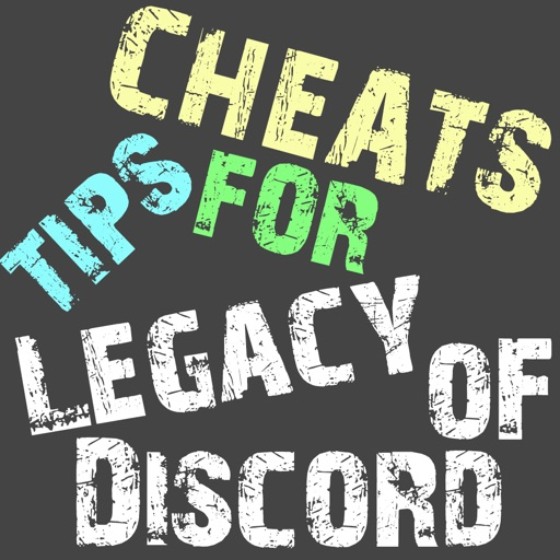Cheats Tips For Legacy of Discord-FuriousWings iOS App