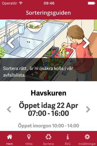 Uddevalla Energi screenshot 1