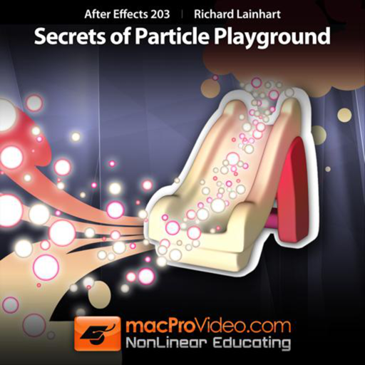 Course For After Effects - Particle Playground