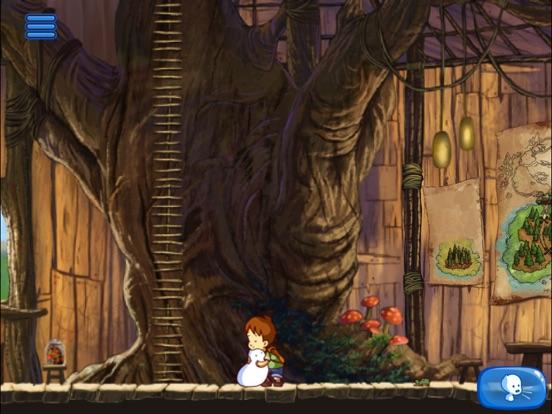 A Boy and His Blob Screenshots
