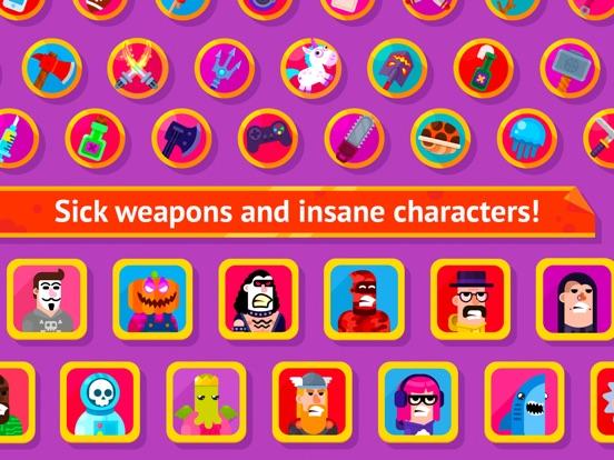 Скачать игру Bowmasters (Ad Free) - Top Multiplayer Bowman Game