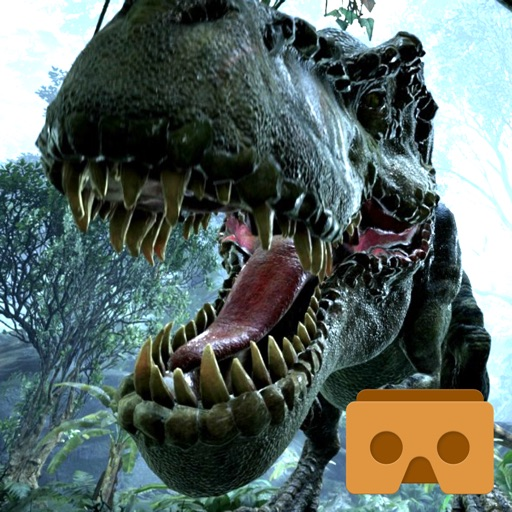 VR Reality Dinosaurs for Google Cardboard images