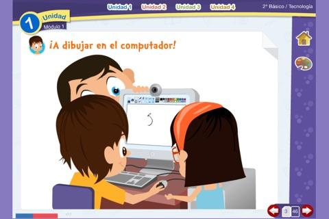 Tecnología 2º Básico screenshot 3