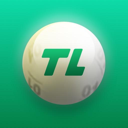 TL: Euromillones, Primitiva, Loterías y Apuestas App Icon
