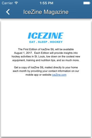 IceZine StL screenshot 3