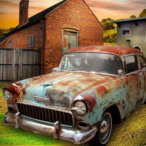 Escape Game: Car Garage iOS App