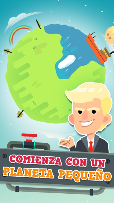 download The Greenhouse Effect is a Lie - Juego de Riquezas apps 3