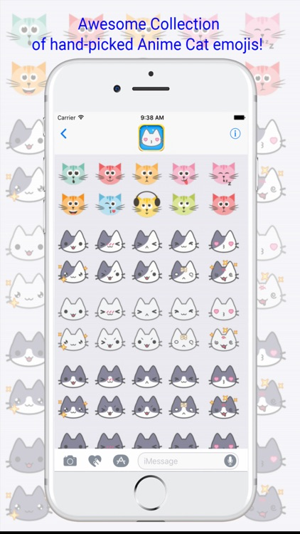 anime cat emoji 80 anime cat emoji keyboard