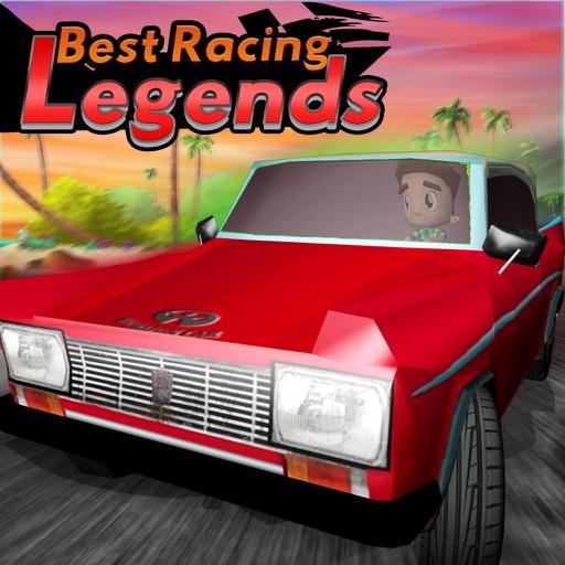 Best Racing Legends: Best 3D Racing Games For Kids iOS App