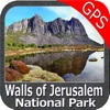 Walls of Jerusalem NP GPS charts Navigator