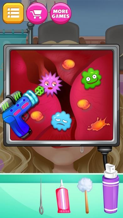 download Juegos de Celebridad - Médico de la Nariz apps 0