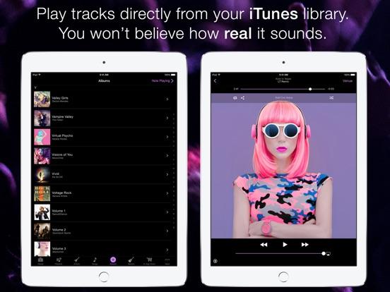 LiveTunes: LIVE Music Player Screenshots