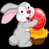 Easter Bunny Alphabet