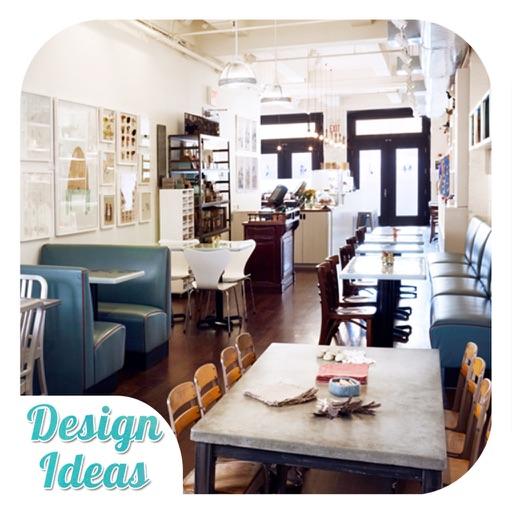 Coffee shop restaurant design ideas for ipad par esseker ha
