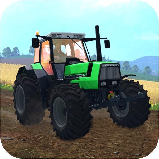 Real Farm Harvesting Simulator: Tractor Driver Sim iOS App