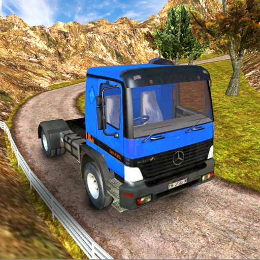 Offroad Truck Driving: Mountain Climb Uphill Rush iOS App