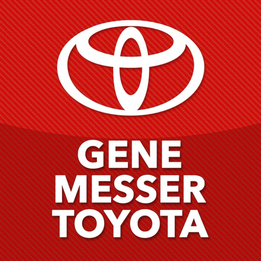 Gene Messer Toyota iOS App