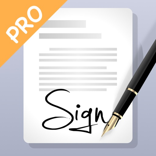 how to sign pdf documents on ipad pro
