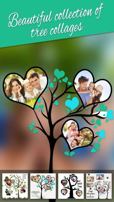 Family Tree Collage Maker - Photo Frames on the App Store