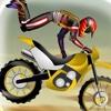Stunt Moto Biker