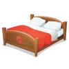 Dormitorio 3D para IKEA: Diseno de interiores