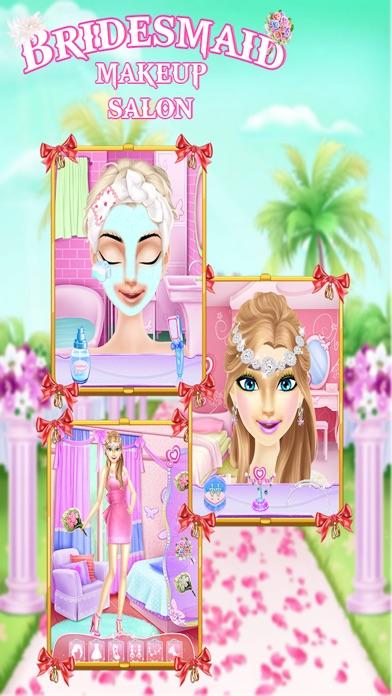 Bridesmaid Makeup Salon Pro screenshot 2