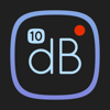 Decibel 10: Noise dB Meter, FFT Frequency Analyzer