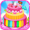 Princess Cake Party - Kid Games