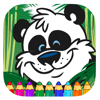 Panda And Bamboo Coloring Book Game Version Wiki