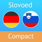Slowenisch <-> Deutsch Slovoed Compact Wörterbuch