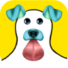 Faceu Filters - Funny Stickers Dog face & Emoji