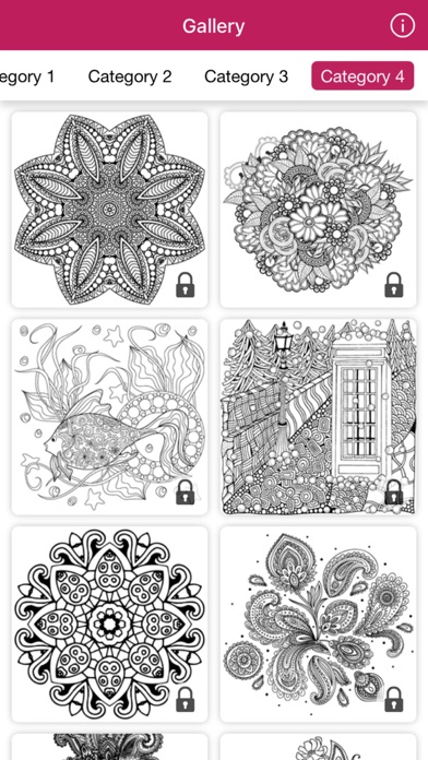 Coloring Book Color Therapy Free Adult For Adults App