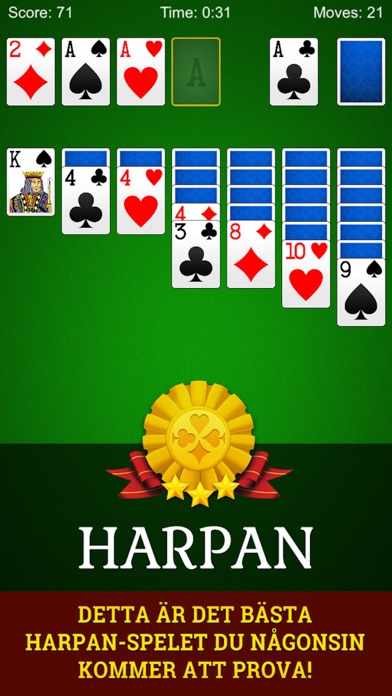 Spel Harpan Windows 8