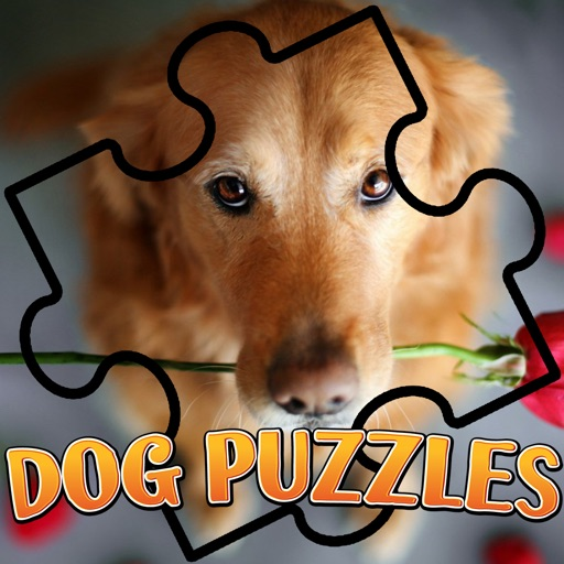 jigsaw collection dog brain puzzles games iOS App
