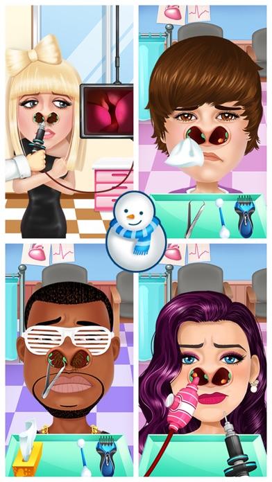 download Juegos de Celebridad - Médico de la Nariz apps 2