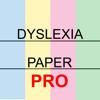 download Dyslexia Paper Pro